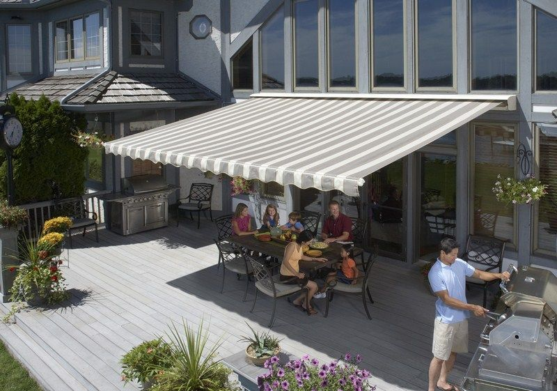Weather Armor Dayton Retractable Awnings