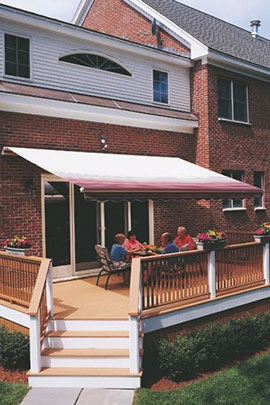 Retractable Awning Tips