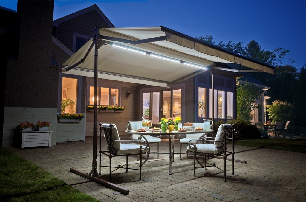 Sunsetter Accessories Dayton Retractable Awnings